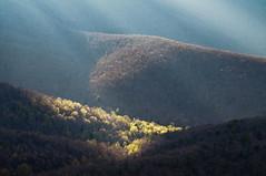 Patch of Early Green (HubbleColor {Zolt}) Tags: sunset mountains nationalpark spring shenandoah overlook blueridge skylinedrive bigrun photocontesttnc11