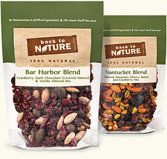 Back to Nature trail mixes