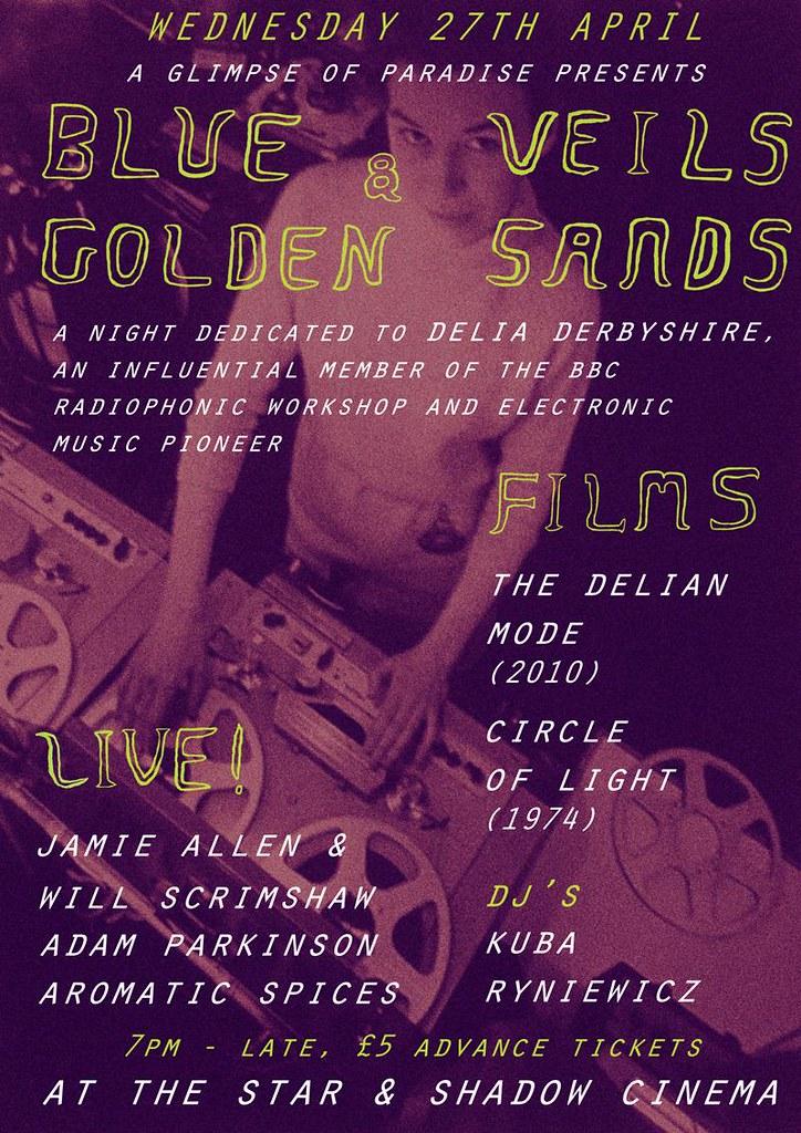 BLUE VEILS & GOLDEN SANDS