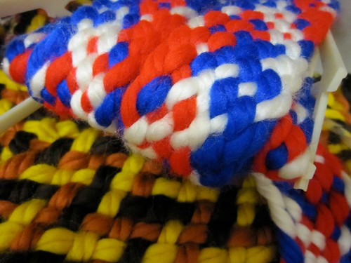 1970's Braided Fat Yarn