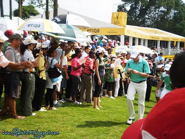 Simon DYSON - Maybank Malaysian Open 2011