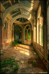 School for Girls (Martino Zegwaard ~ over 10 million hits, thanks!) Tags: uk england abandoned college canon photography fotografie unitedkingdom exploring mmg forgotten martino decayed dilapidated brittain urbex canon 5d urban exploring schoolforgirls  exploration martijn zegwaard