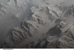 Central Tien Shan, China (NASA, International Space Station, 03/16/11) [Explored] (NASA's Marshall Space Flight Center) Tags: asia nasa kazakhstan kyrgyzstan peoplesrepublicofchina tienshan internationalspacestation stationscience crewearthobservation stationresearch xuelianfeng