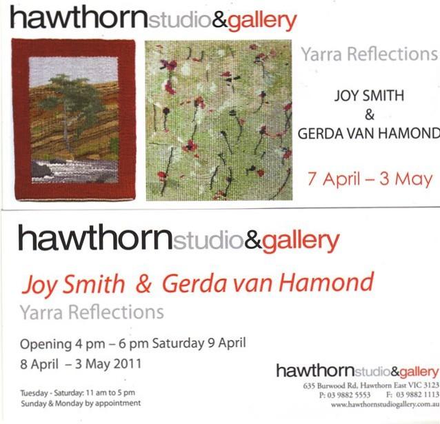 2011 Exhib. Invites