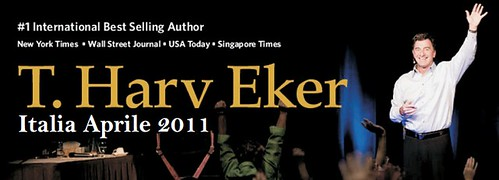 T. Harv Eker - The Millionaire Mind Intensive in Italy Rimini