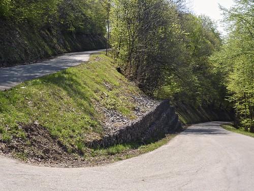 Mont du Chat (steep)
