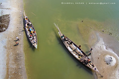 Life all Around II (Kamrul - Hasan) Tags: people water river boats boat top ducks bangladesh profession