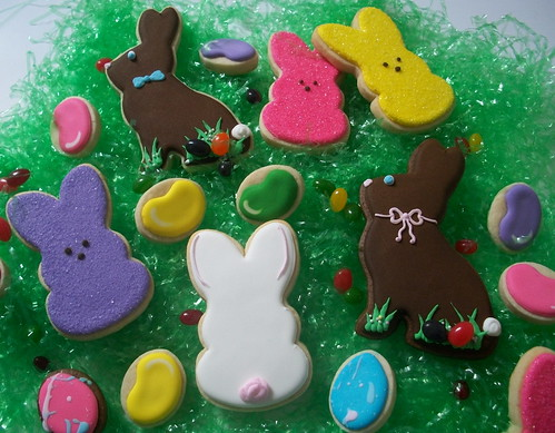 Easter Candy Cookies by Brenda's Cakes - Ohio