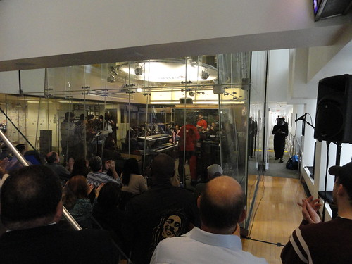 Third World Performs at the SiriusXM Studios in the Fishbowl