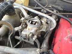 unknown opel carburettor