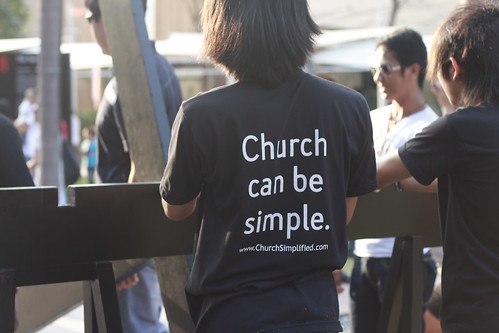 church simplified