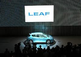 5643634881 2255fbec12 Nissan Leaf Becomes First Electric Car To Win Global Auto Prize 2011