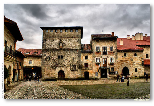 Torre del Merino ou 'Torrona' by VRfoto