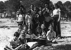 Grupo del Junior (1980) (pedrojnavarro) Tags: 1980 yecla pedrojnavarro movimientojunior