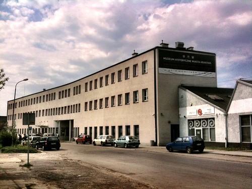 <span>cracovia</span>La fabbrica di Schindler<br><br><p class='tag'>tag:<br/>luoghi | cracovia | </p>