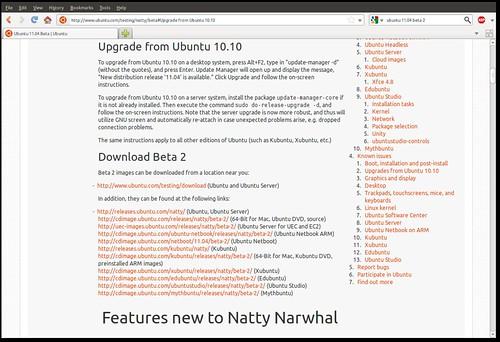 Frissítettem Maverick Meerkat-ról Natty Narwhal-ra #2