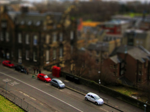 Miniature Edinburgh
