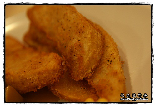KFC - Potato wedges