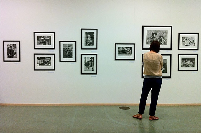 henri cartier bresson exhibit