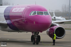 HA-LPB - 1635 - Wizzair - Airbus A320-232 - Luton - 110317 - Steven Gray - IMG_0999