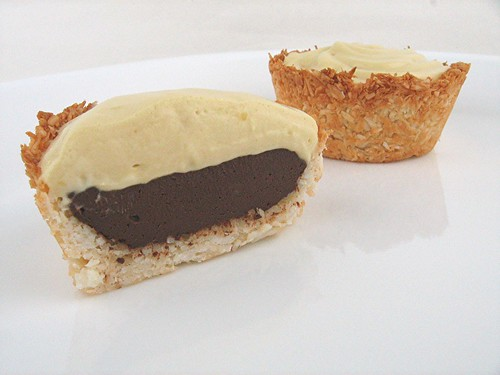 maple_mousse_coconut_shell_choc_ganache