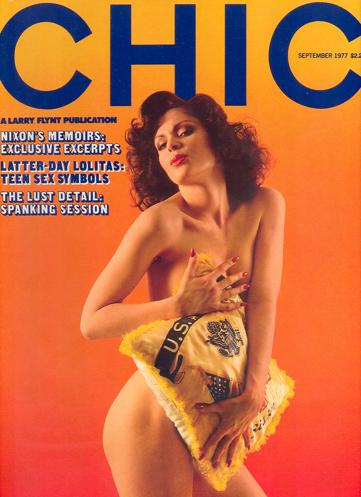 Vintage Chic Men Magazine