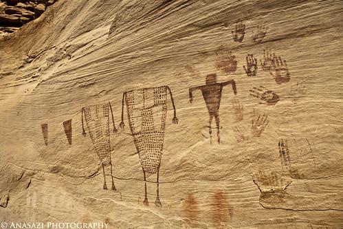 Handprints & Torsos