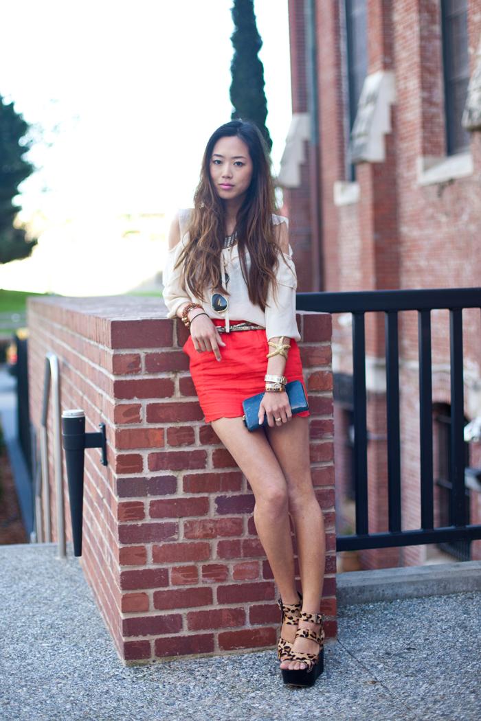 {Street Style} Summer Girl