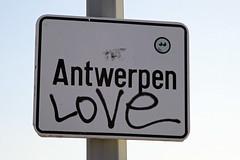 Antwerp with love.... (by_irma) Tags: antwerp antwerpen inlove anvers verliefd photowalkbelgium photowalkantwerpen2011