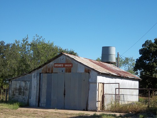 Browns Grocery, Murray, Texas by fables98