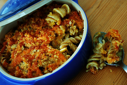 Wisconsin Pesto Macaroni and Cheese4
