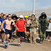 EOD Memorial Run, Camp Lemmonier, Djibouti, April 2011