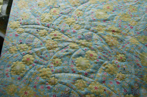 Hand quilting - 1 week