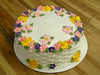 Final Project Cake Full (cadottbakery) Tags: flowers cake female cakeclass