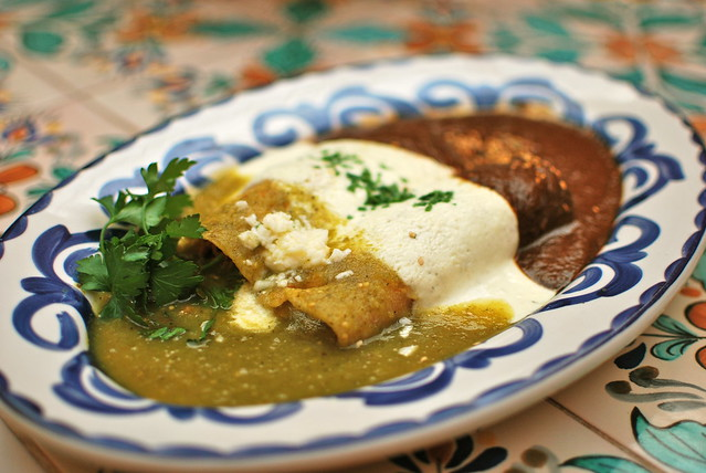 Cinco De Mayo Enchiladas