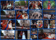 The Royal Wedding (rosyrosie2009) Tags: uk england collage photography flickr ps compact picassa royalwedding g10 picassacollage williamandkate canonpowershotg10 rosiespooner rosyrosie2009 friday29thapril2011 rosemaryspooner dukeandduchessofcambridge rosiespoonerphotography