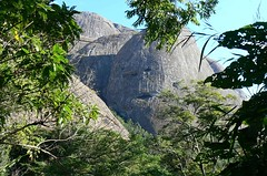 Rock formations - Mt. Inago, Mozambique