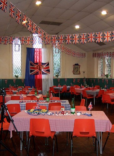 Royal Wedding party 4