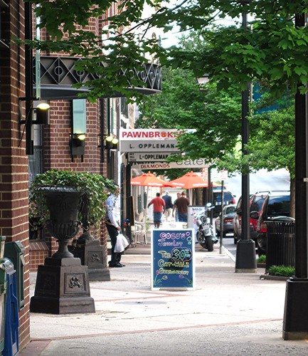 walkable Main Street (c2011 FK Benfield)