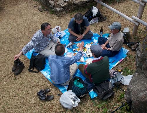 Japanese picnic