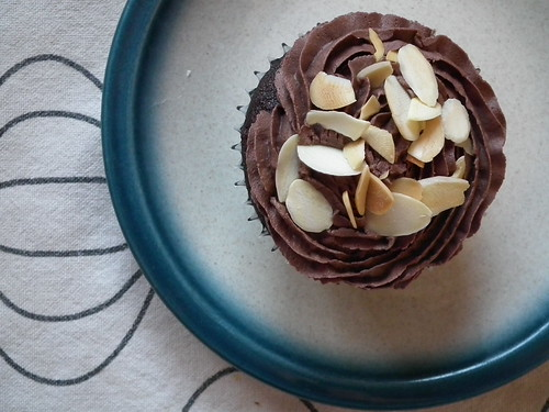 (Award winning!) chocolate cupcake