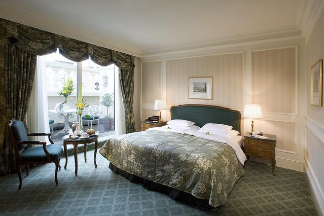 ウィーンの高級ホテル:グランド ホテル ウィーン