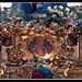 Detalle Trono Oración del Huerto