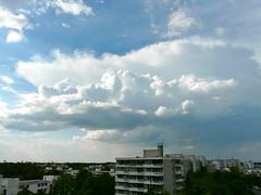 P1140275 (Mathias Apitz (München)) Tags: clouds wetter weather haar 85540 wolken gewitter schauer sky mathias apitz
