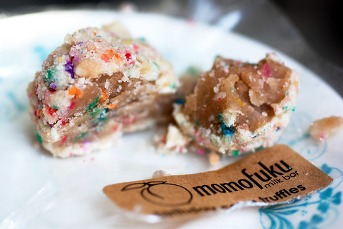Birthday Cake Truffles At Momofuku Milk Bar NYC