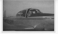 "04-01801 Ryan Navion c. 1950 (San Diego Air & Space Museum Archives) Tags: sdasm aviation aeronautics sandiegoairandspacemuseum ryan ""ryan aeronautical"" ""san diego"" ""lindbergh field"" navion vtcmm"