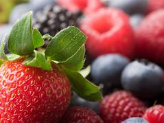 Photo of Various Berries