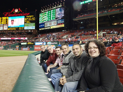 Therap team in Stadium