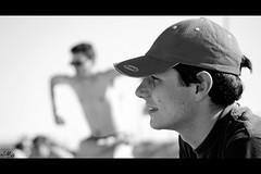 Budo (David Maccaroni) Tags: friends portrait monochrome blackwhite friend bokeh amici ritratto biancoenero amico sfocato