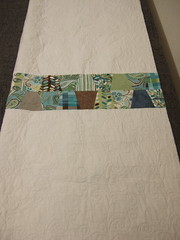 Tumble back all quilted